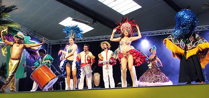 Toucouleurs, Foire Internationale de Rennes, 28 mars 2014
